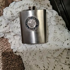 World Market US Navy Flask